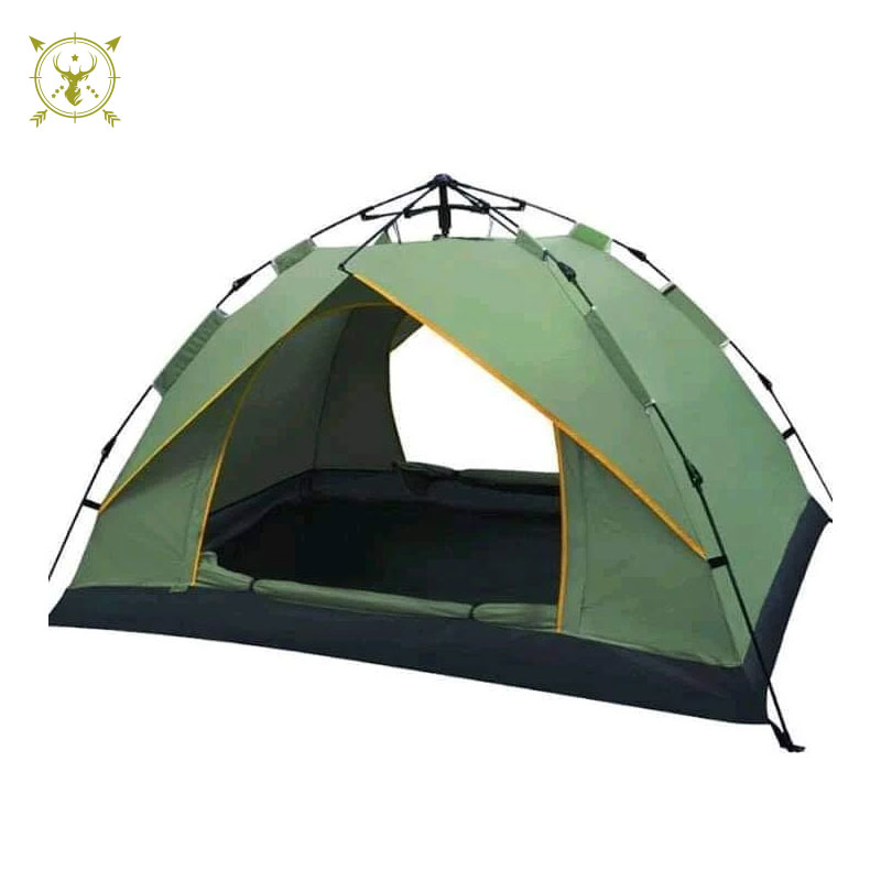 Manual Camping Tents (For 2, 4 and 6 person)