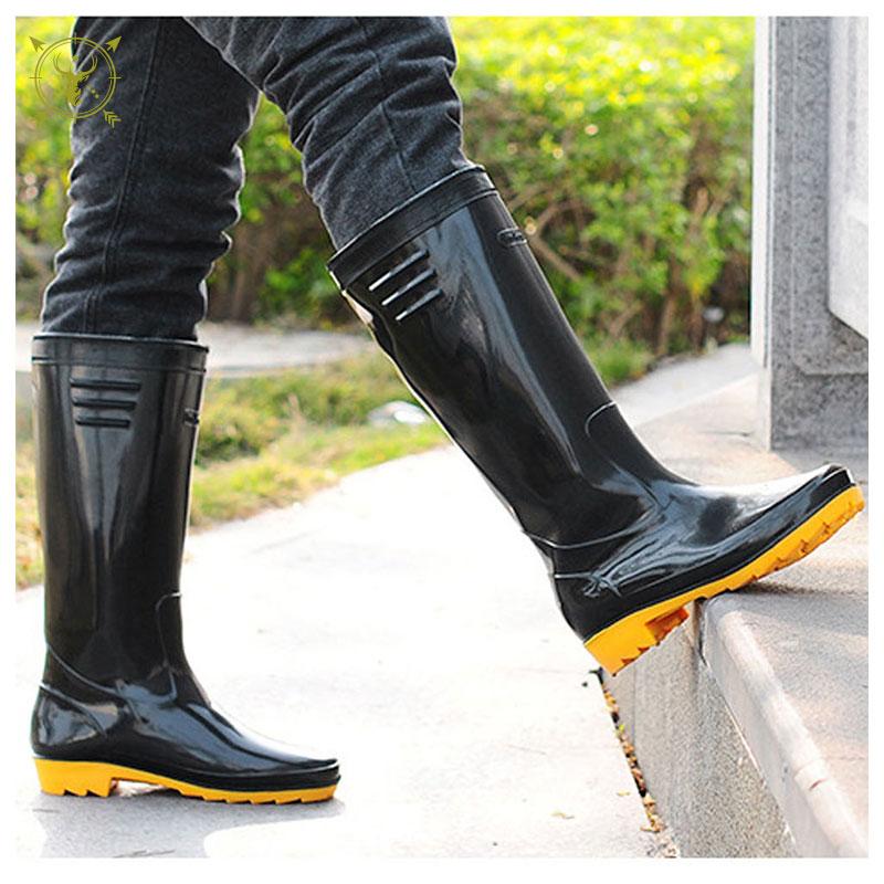 CBD Men basic rain boots