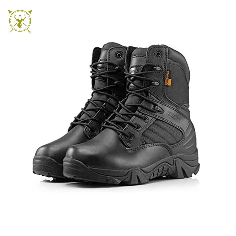 Delta Force Shoes for Hunting (Black)