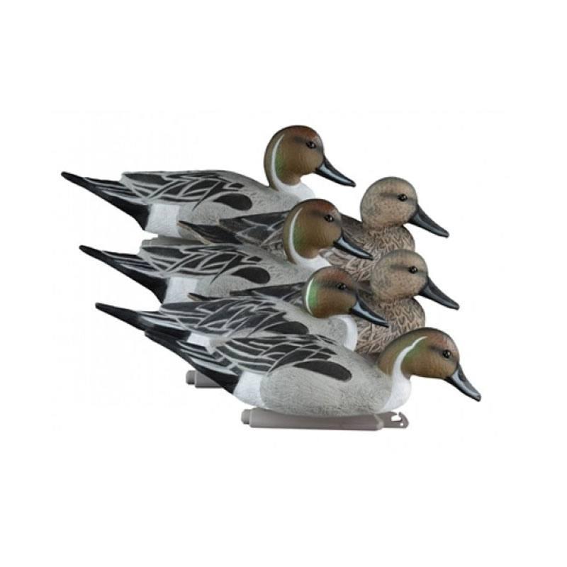 Corel Series Pintail Duck Deoys 6 pc