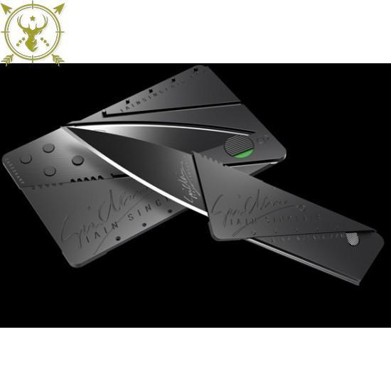 SinClair CardSharp Credit Card Folding Safety Knife