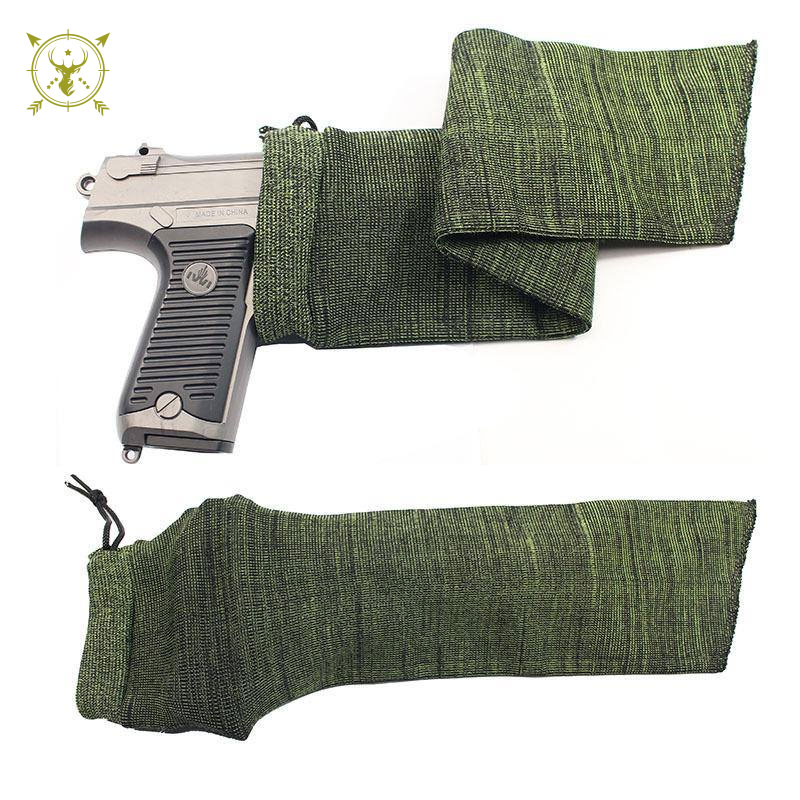 Silicone Treated Hand Gun/Pistol Sock