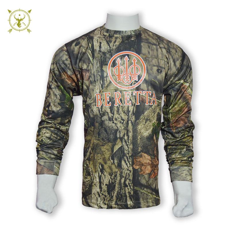 Beretta Long Sleeves T-shirt For Men