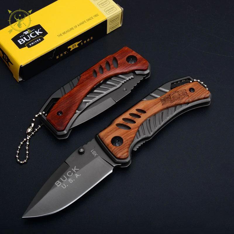 Buck Pocket Knife X61