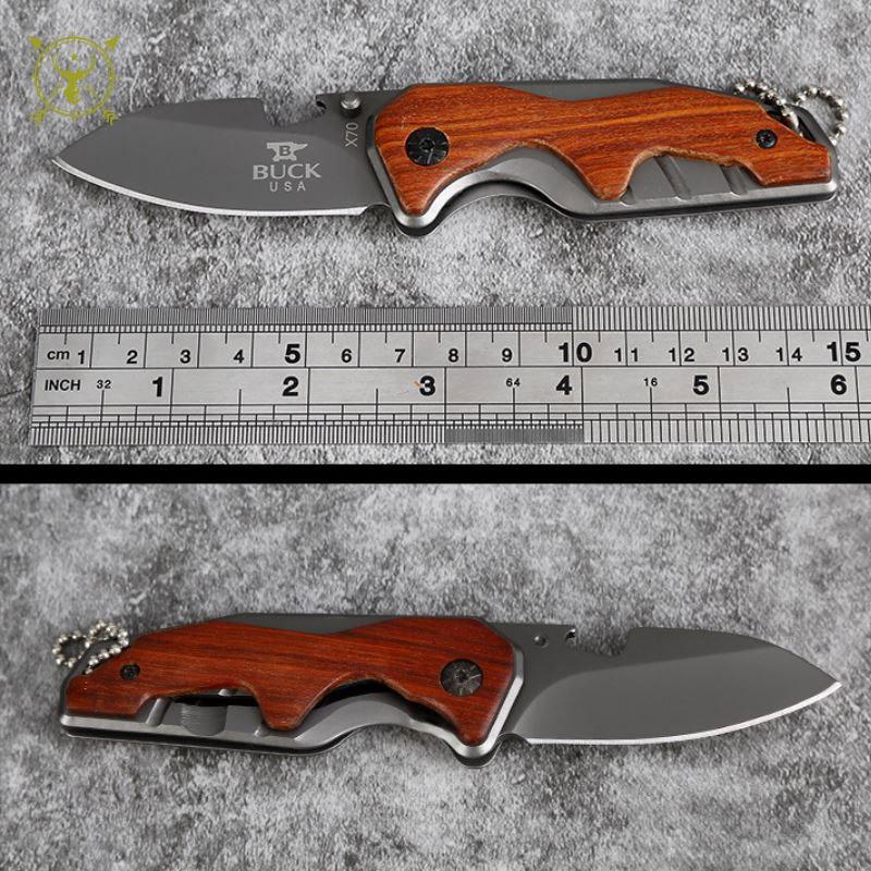 Buck Tactical Folding Knife X70
