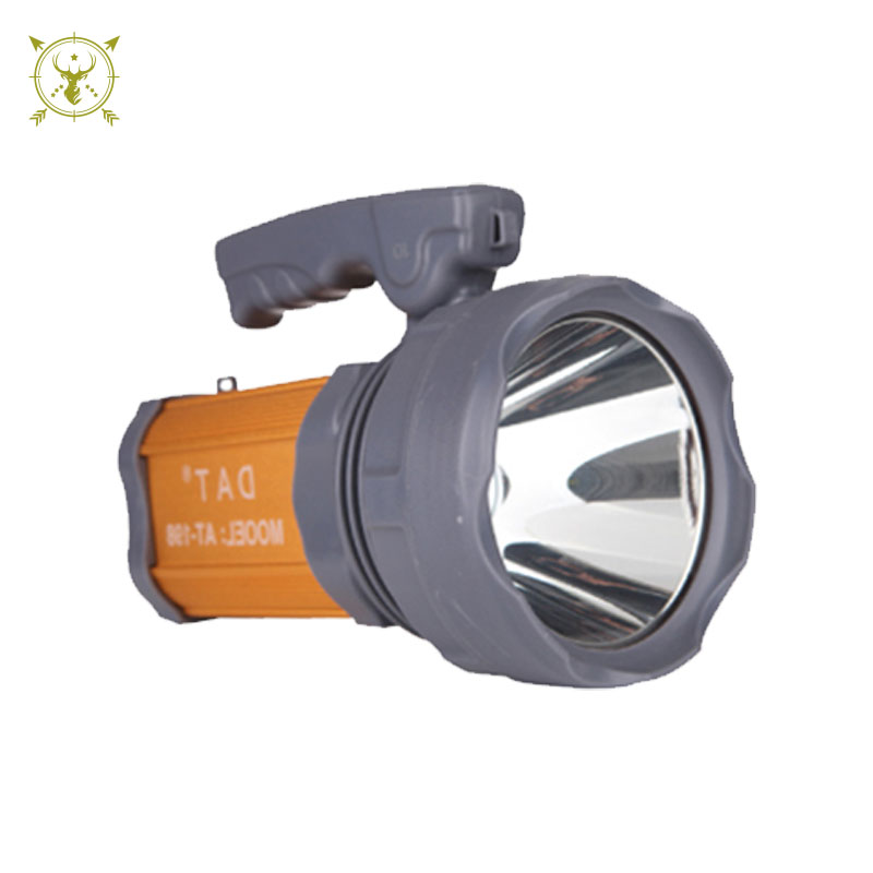 AT 198 new Rechargeable Flashlight