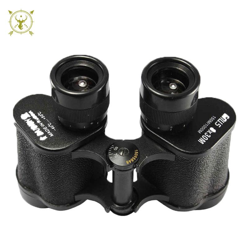 Military Style Baigish Binoculars 8x30