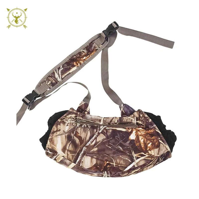 HARDER Hunting Hand Warmer Muff Camo Hand Pouch