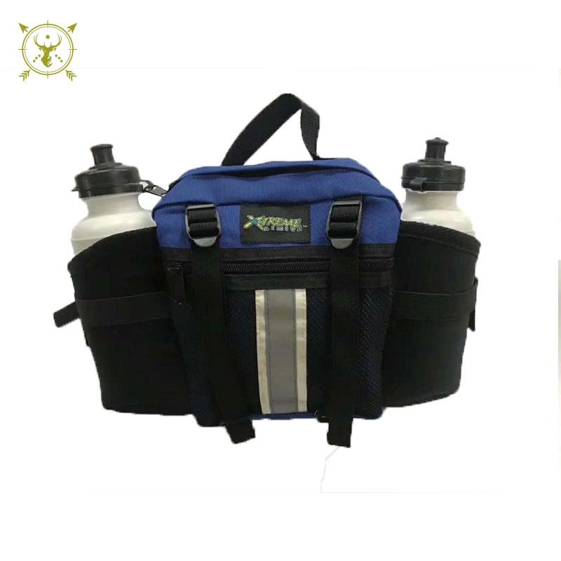 Hydration Waist Bag - Water Bottle Holder Belt