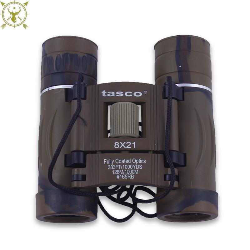 Tasco 8×21 Essentials Compact Binocular