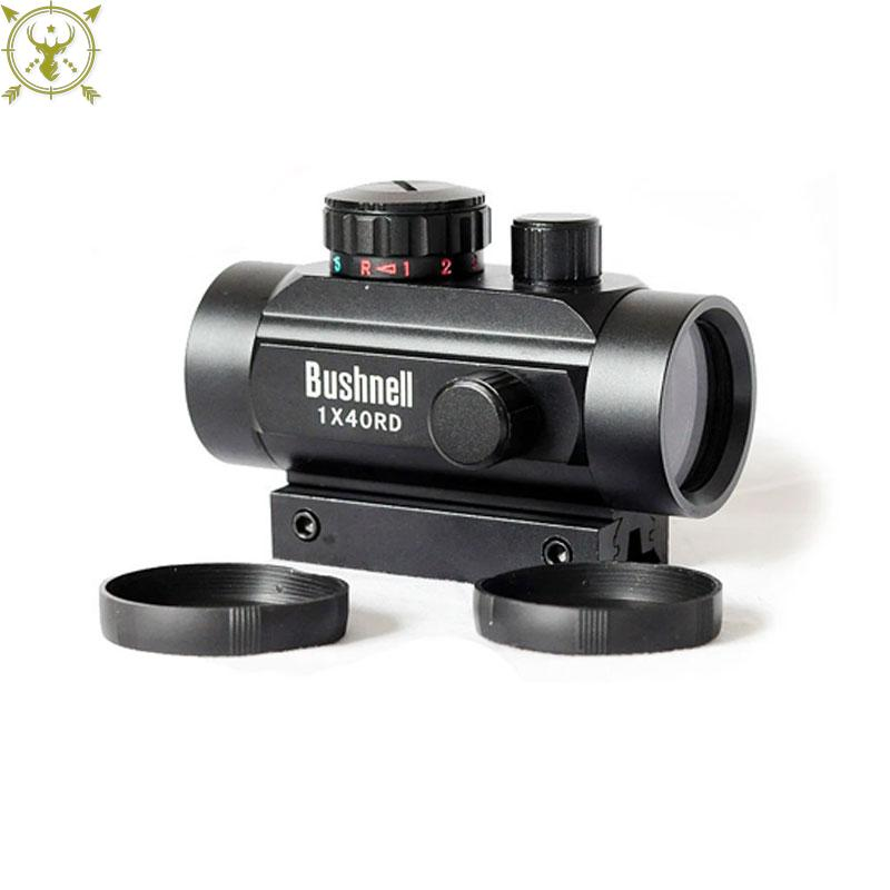 Bushnell 1X40RD Red Dot Point Sight Rifle Scope