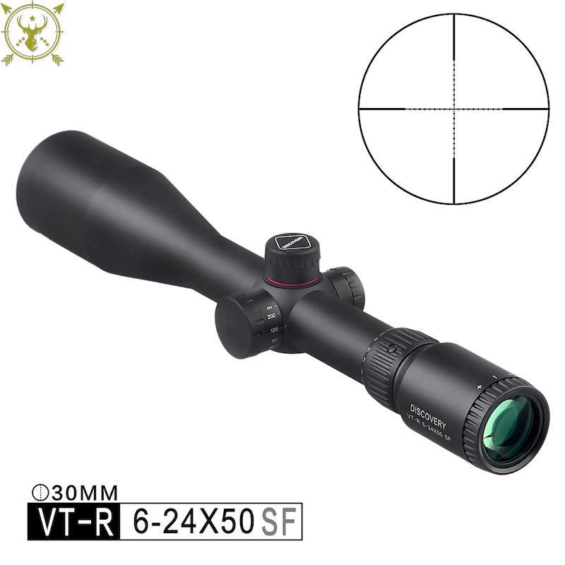 Discovery Optics VT-R 6-24X50 SF Scope