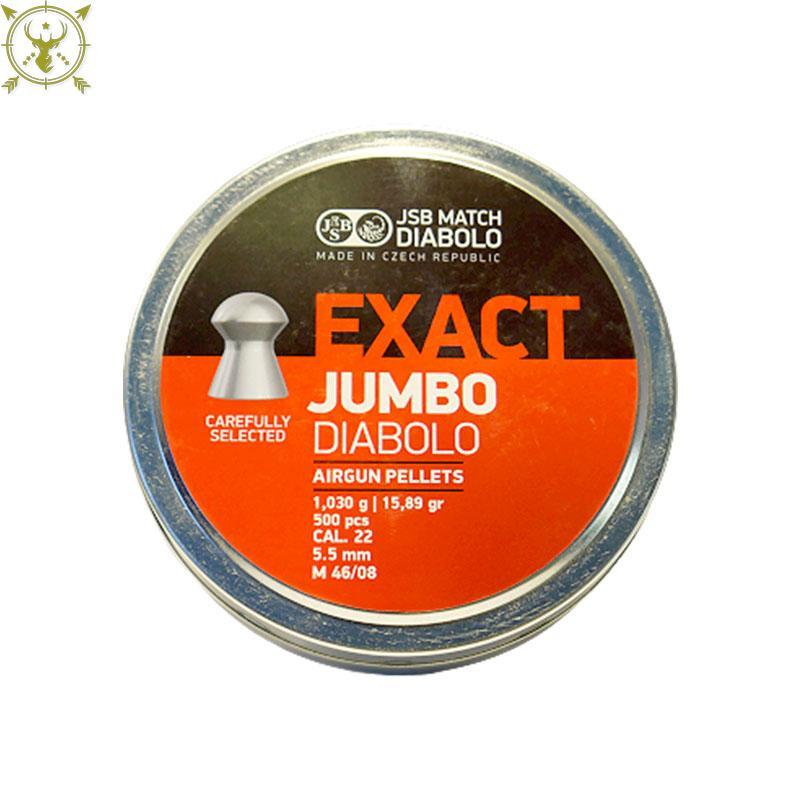 JSB Pellets Exact Jumbo .22