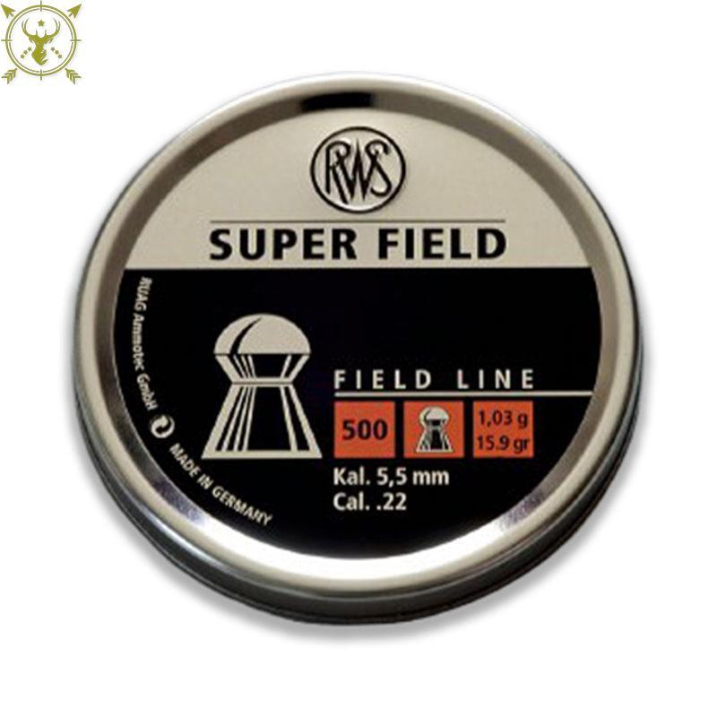 RWS Super Field Field Line .22 Caliber Pellet