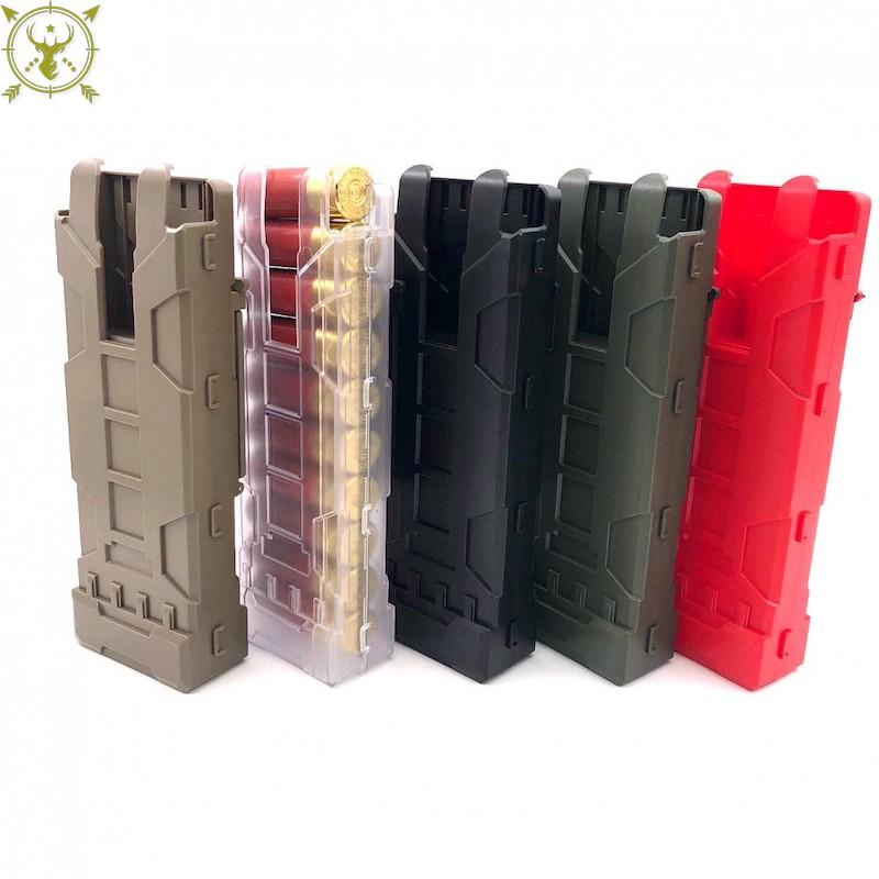 Quick Access Shotgun Shell Magazine Carrier