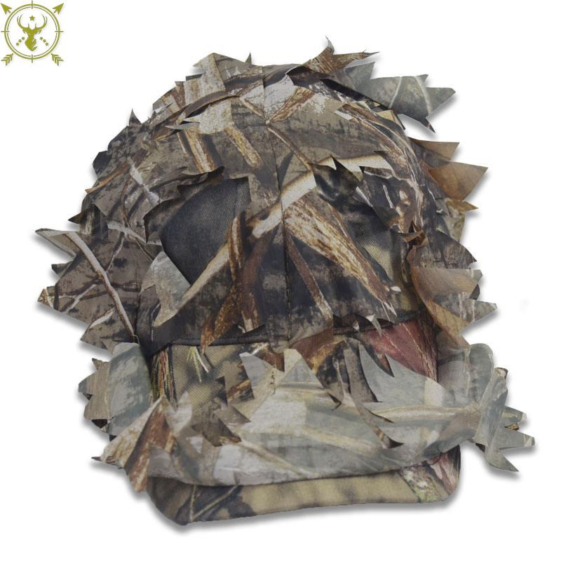 Hunting Mart Camouflage Ghillie Cotton Cap