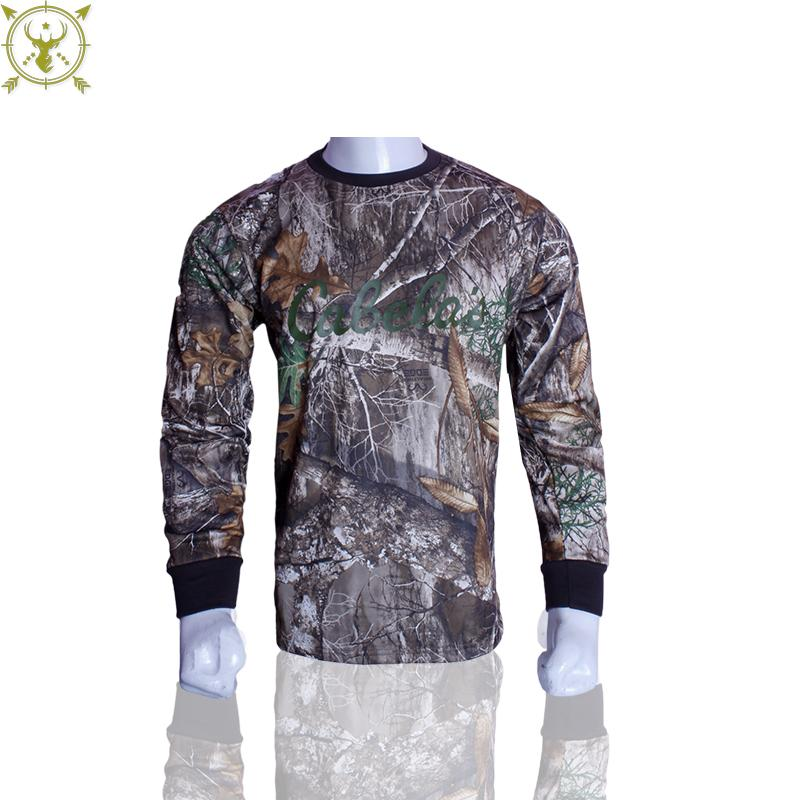 Hunting Mart Men's Lightweight Long-Sleeve Sweatshirt