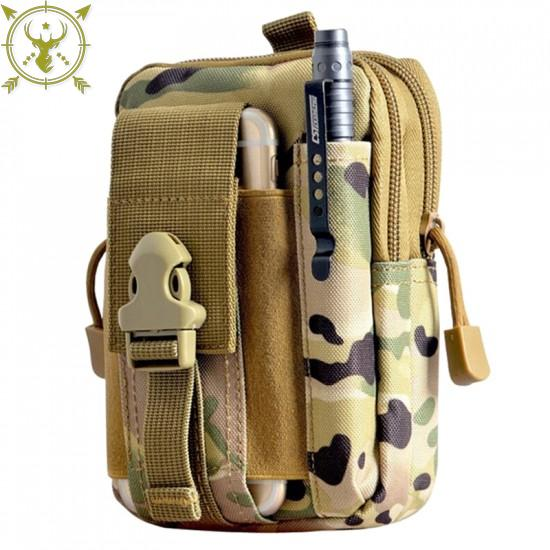 Hot Outside Waist Bags Pouch Casual Waist Pack Purse Mobile Phone Case For Phone